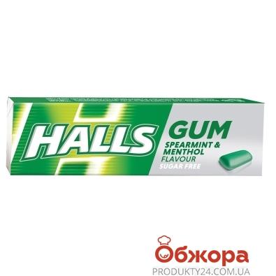 Жвачка Halls мята – ИМ «Обжора»