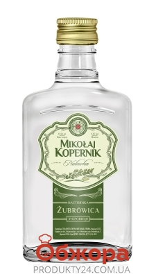 Зубровка Mikolaj Kopernik 0,25 л 37,5% – ИМ «Обжора»