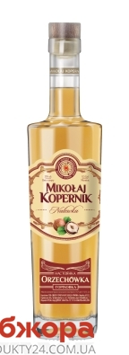 Настойка  Ореховая 30% Mikolaj Kopernik 0,5 л – ИМ «Обжора»