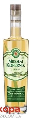 Настоянка Mikolaj Kopernik 0,5л 37,5% Зубровка – ІМ «Обжора»