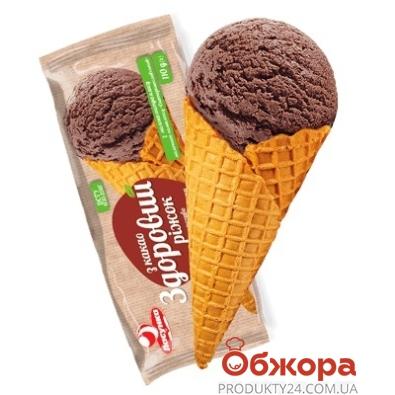 Здоровый рожок с какао Ласунка 110 г – ИМ «Обжора»