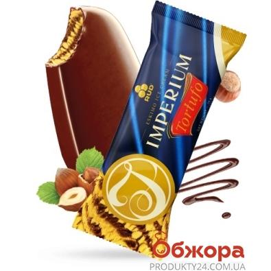 Мороженое Империя Тортуфо Рудь, 70 г – ИМ «Обжора»