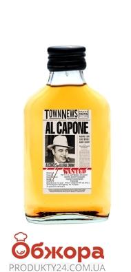 Напій алкогольний AL CAPONE 0,2л 40% – ІМ «Обжора»