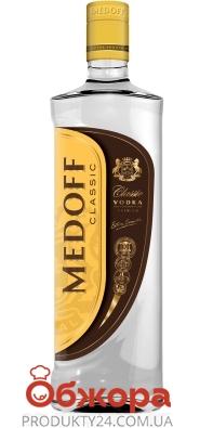 Горілка Medoff 0,7л 40% Класик – ІМ «Обжора»