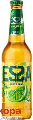 Напій сл/алк ЕССА 0,45л скл. Лимон&Мята – ІМ «Обжора»