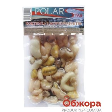 Зам. Коктейль з морепродуктів Polar Star вак 200г – ІМ «Обжора»