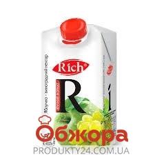 Нектар Річ 0,5л Яблуко-Виноград – ІМ «Обжора»