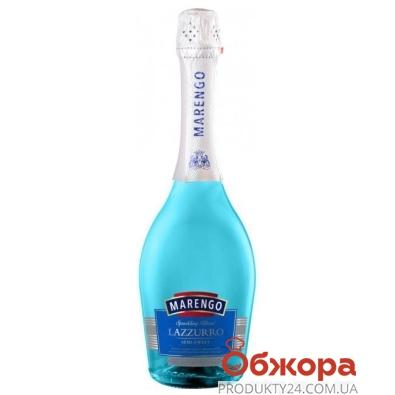 Коктейль винний Маренго Лаззурро 0,75л н/сол.блак – ІМ «Обжора»
