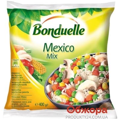 Мексиканская смесь замороженная Bonduelle 400 г – ІМ «Обжора»