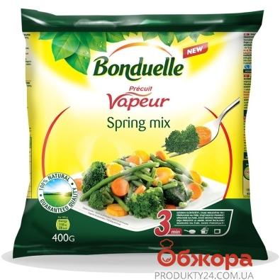 Зам, Овочі Бондюель 400г Весняна – ІМ «Обжора»