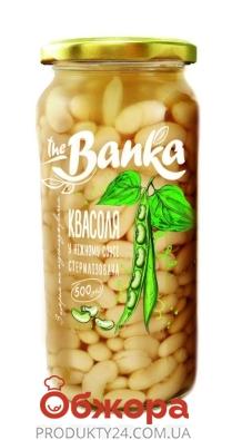 Фасоль в нежном соусе The Banka 500 г – ИМ «Обжора»