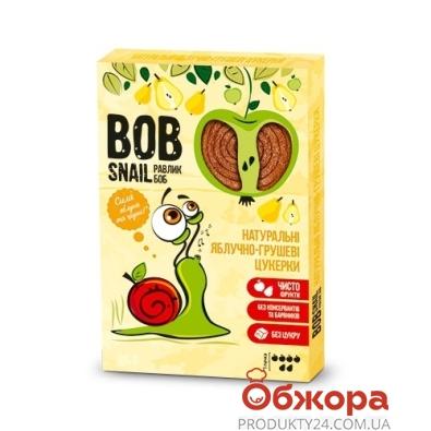 Конфеты яблоко груша Равлик Боб 60 г – ИМ «Обжора»
