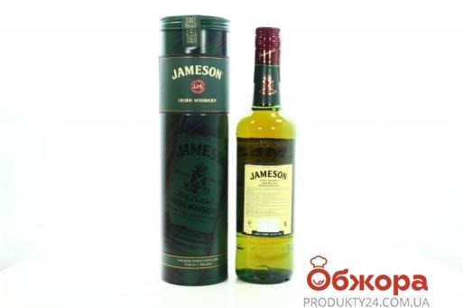 Виски Jameson 0,7 л – ИМ «Обжора»