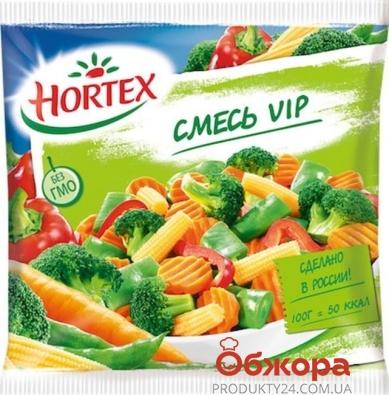 Зам.Овочі Хортекс 400гр салат VIP – ІМ «Обжора»