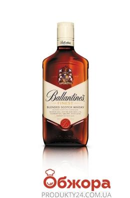 Віскі Ballantine`s Finest 700 мл – ІМ «Обжора»