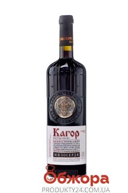 Кагор красный десертный Милосердие Таирово, 0,7 л – ИМ «Обжора»