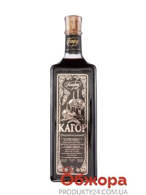 Вино Bolgrad Кагор 0,7л Карбування червоне  десертне штоф – ІМ «Обжора»