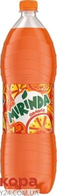 Вода Миринда (Mirinda)-Апельсин 2 л – ИМ «Обжора»