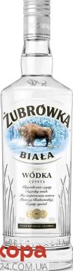 Горілка Zubrowka Biala 700 мл – ІМ «Обжора»