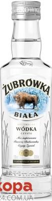 Горілка Zubrowka Biala 0,2л – ІМ «Обжора»