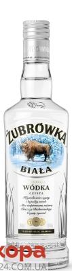 Горілка Zubrowka Biala 500 мл – ІМ «Обжора»