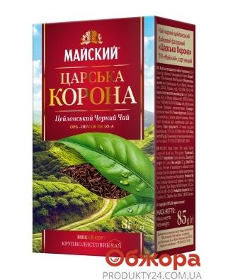 """Чай Майский """"Царская корона"""", 85 г – ІМ «Обжора»"""