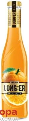 Напиток Лонгер (Longer) водка-апельсин 8,2% 0.33 л – ИМ «Обжора»