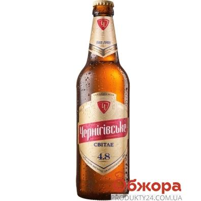 Пиво Чернігівське 0,5л світле – ІМ «Обжора»