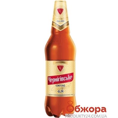 Пиво Черниговское светлое 1.15 л. – ИМ «Обжора»