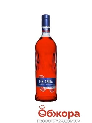 Горілка Finlandia Redberry 1 л 37,5% – ІМ «Обжора»
