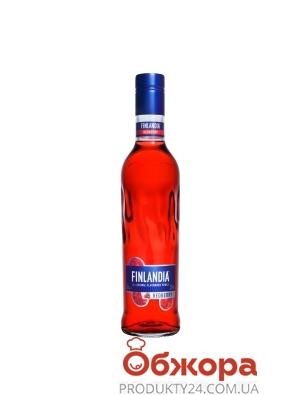 Горілка Finlandia Redberry 500 мл 37,5% – ІМ «Обжора»