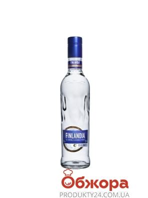Горілка Фінляндія кокос 0,5л 37,5% – ІМ «Обжора»