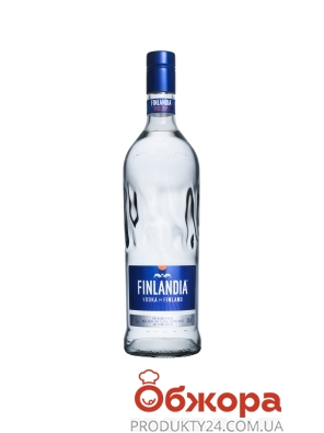 Горілка Finlandia 1 л 40% – ІМ «Обжора»