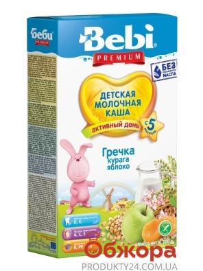Каша Bebi Premium 200г Гречнева мол. курага яблоко з 5міс – ІМ «Обжора»