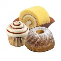Бисквиты, кексы и рулеты – интернет-магазин «Обжора»