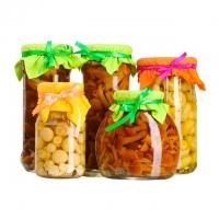 Грибная консервация – интернет-магазин «Обжора»
