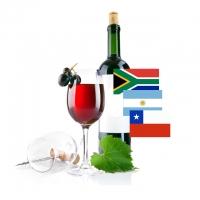 Вина Чили, Австралии, США, ЮАР и Аргентины – интернет-магазин «Обжора»