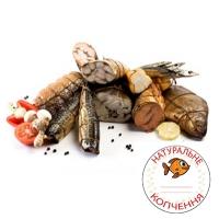 Рыба горячего копчения – интернет-магазин «Обжора»