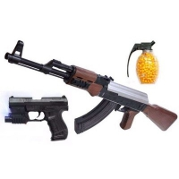 Пистолеты и автоматы – интернет-магазин «Обжора»