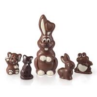 Шоколадні фігурки – інтернет-магазин «Обжора»